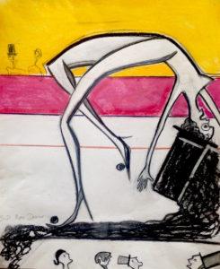 """""""Rope Dancer"""" by Sophie Dunér ©"""