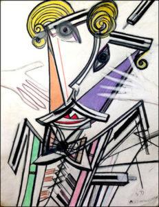 Art feature in Jazz da Gama